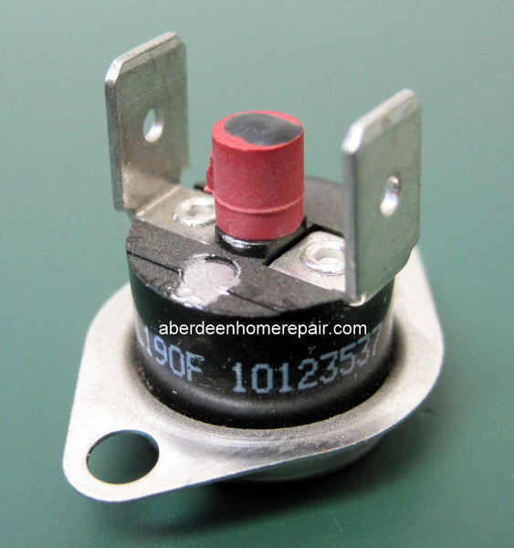L190f Goodman Manual Reset Limit Switch 10123537