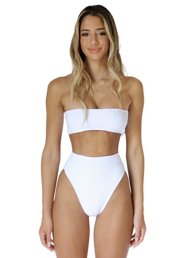 Blair Top | Ribbed - Mahina Swimwear