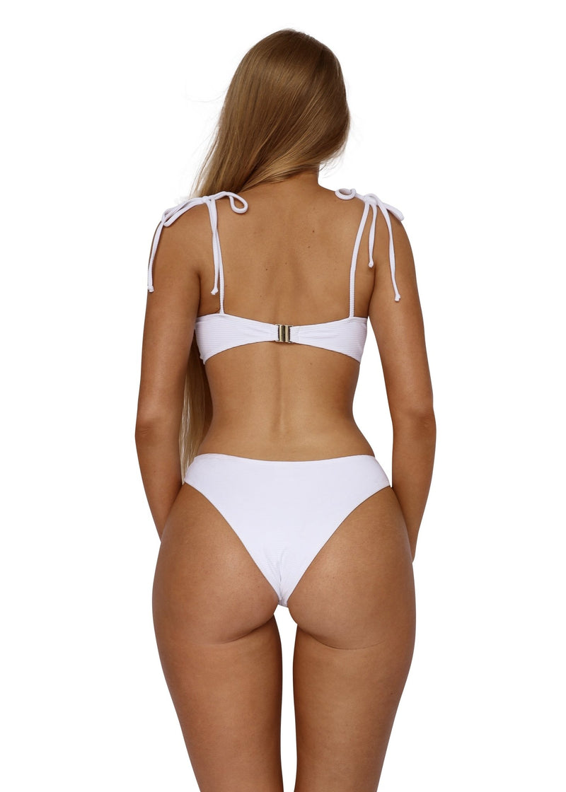 Bondi Bottom | Ribbed - Mahina Swimwear