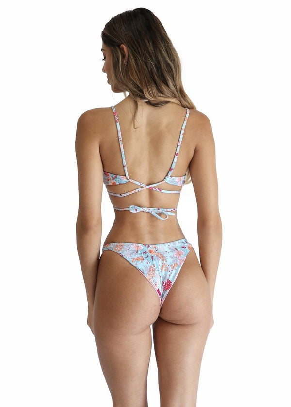 Isla Bottom | Floral - Mahina Swimwear