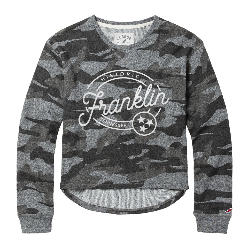 Franklin Camo Terry Crew