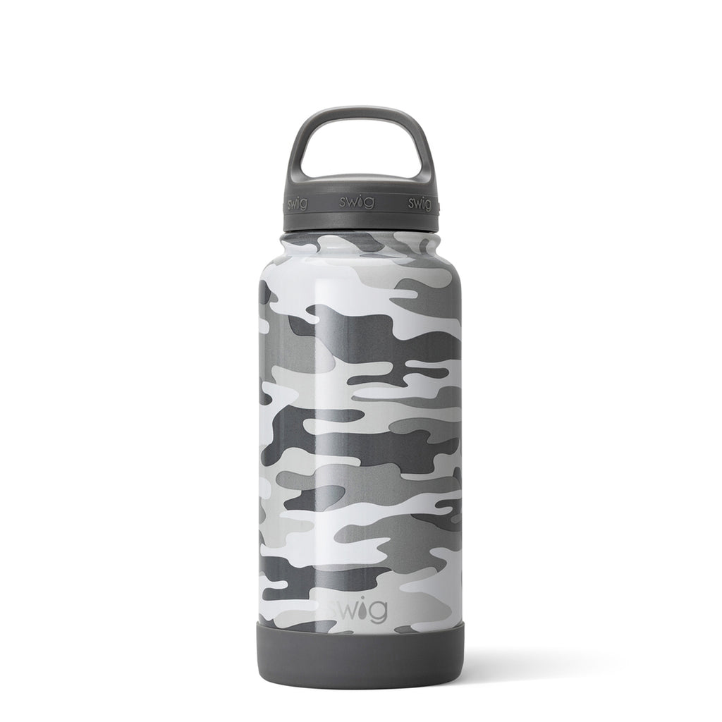 Swig 30oz Bottle with Twist Lid - Incognito Camo