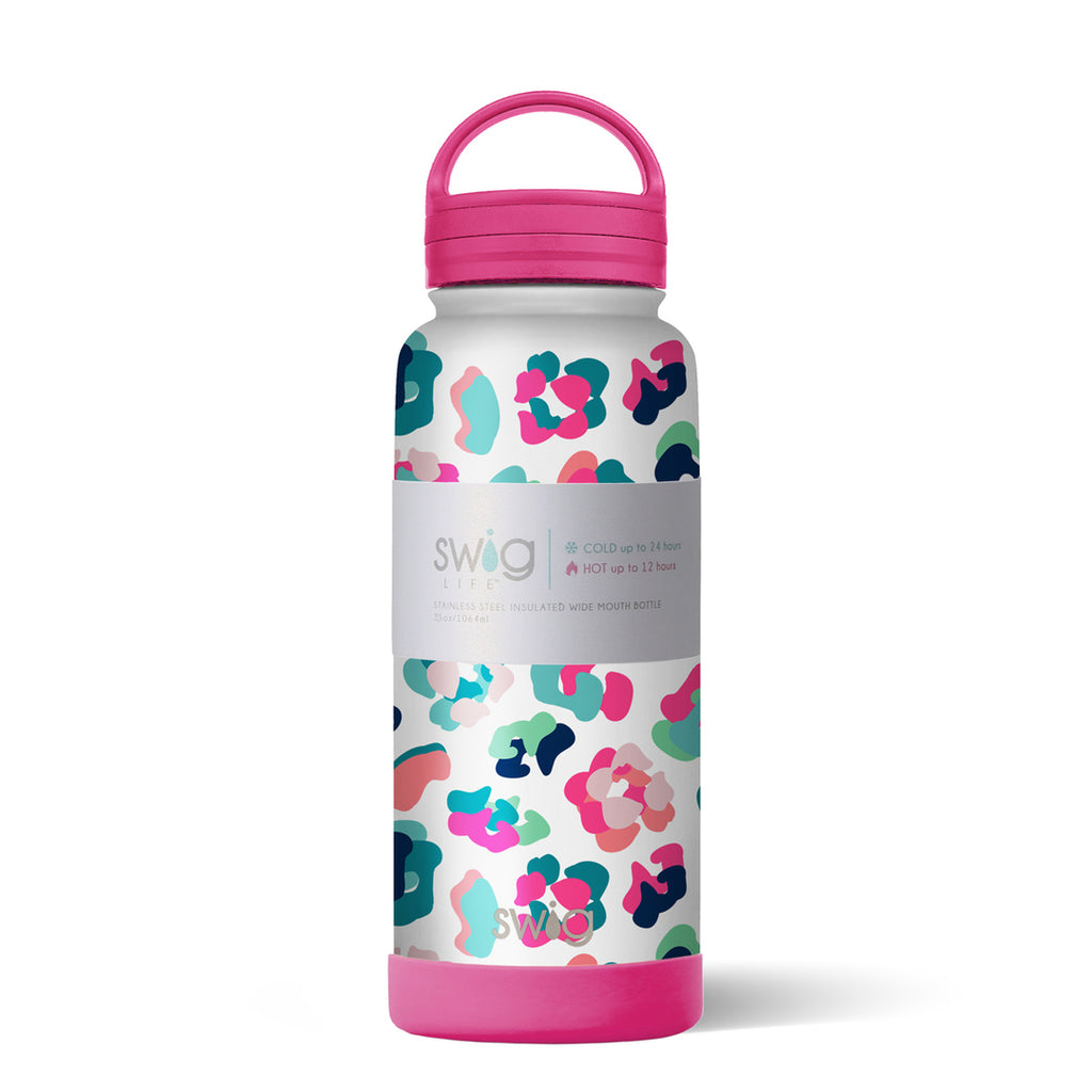 Swig 30oz Bottle with Twist Lid - Party Animal