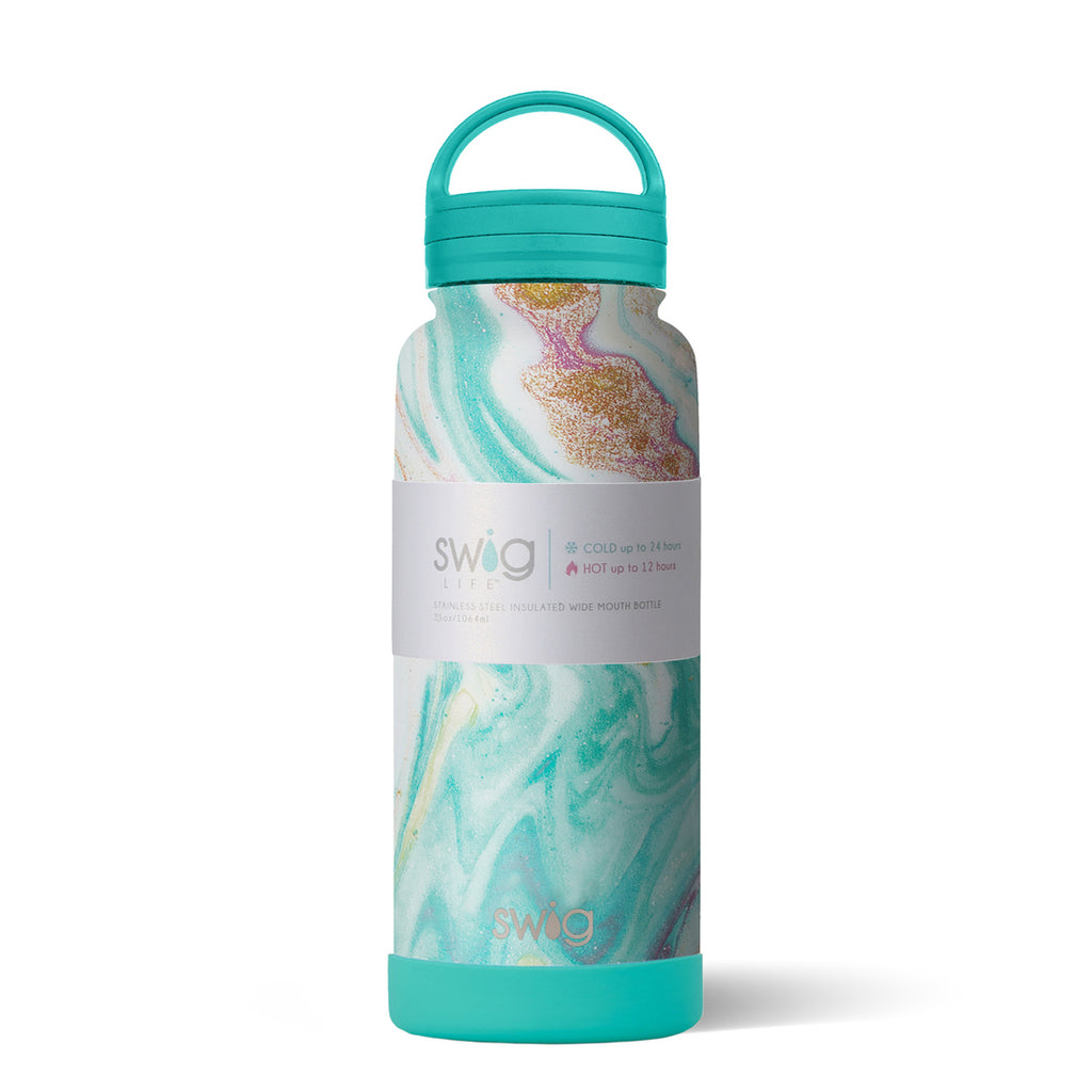 Swig 30oz Bottle with Twist Lid - Wanderlust