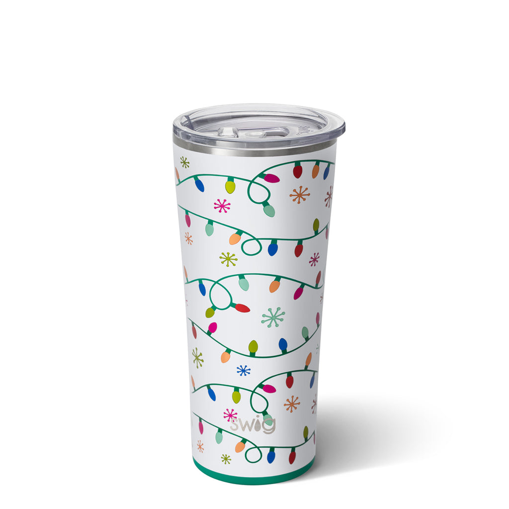 Swig 22oz Tumbler Let it Glow