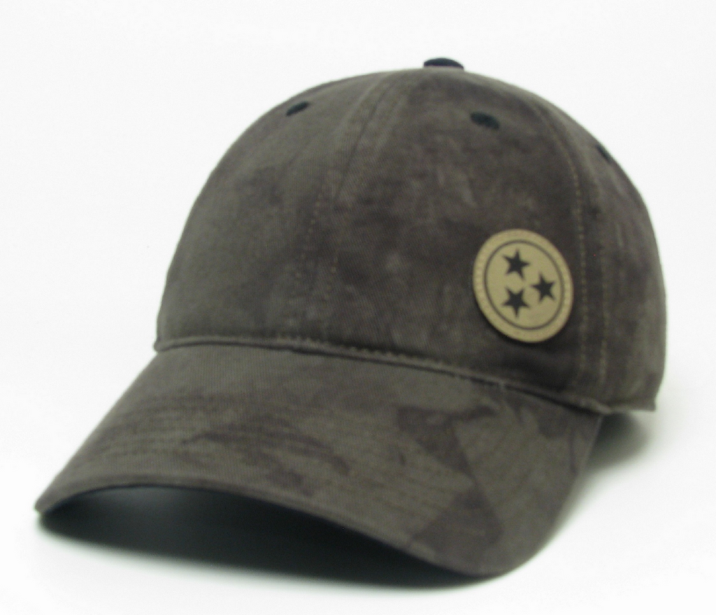 Nightfall Black Tristar Hat