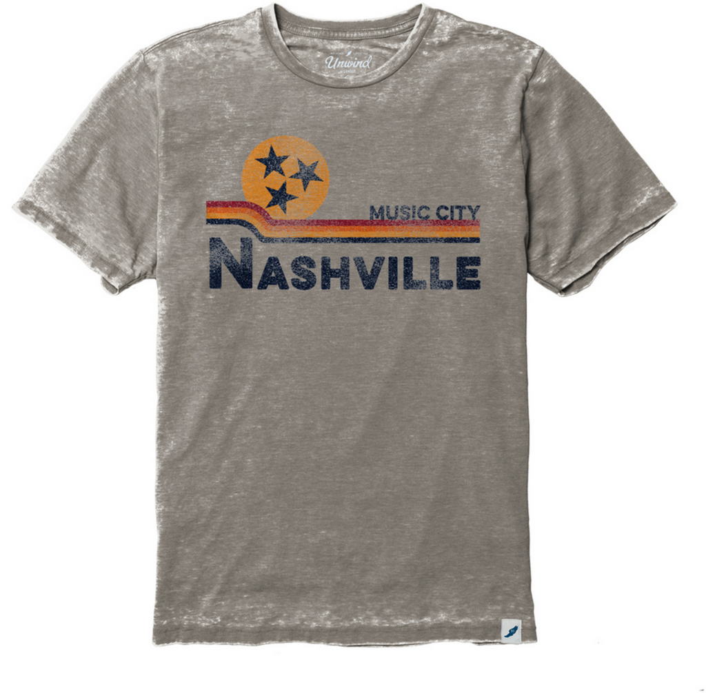 Nashville Burnout Crewneck
