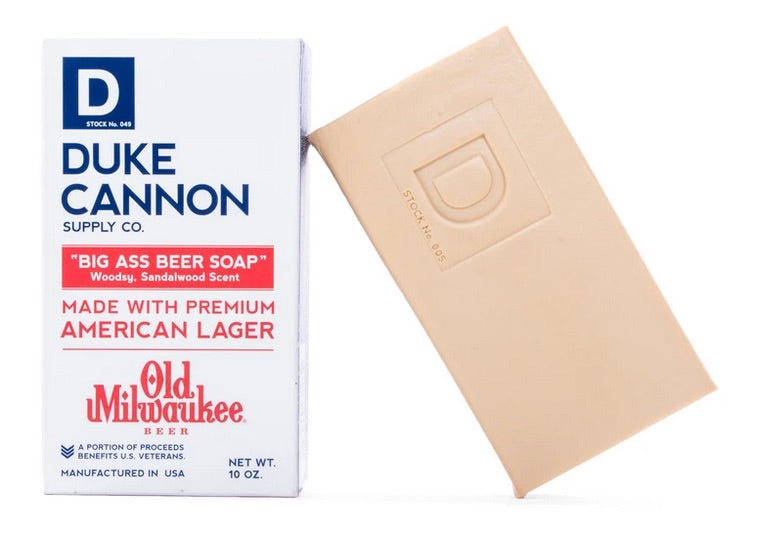 Duke Cannon Beer Big Ass Brick Soap