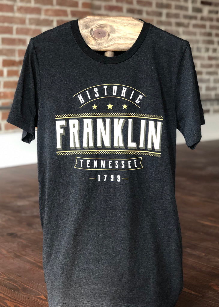 Historic Franklin Tee