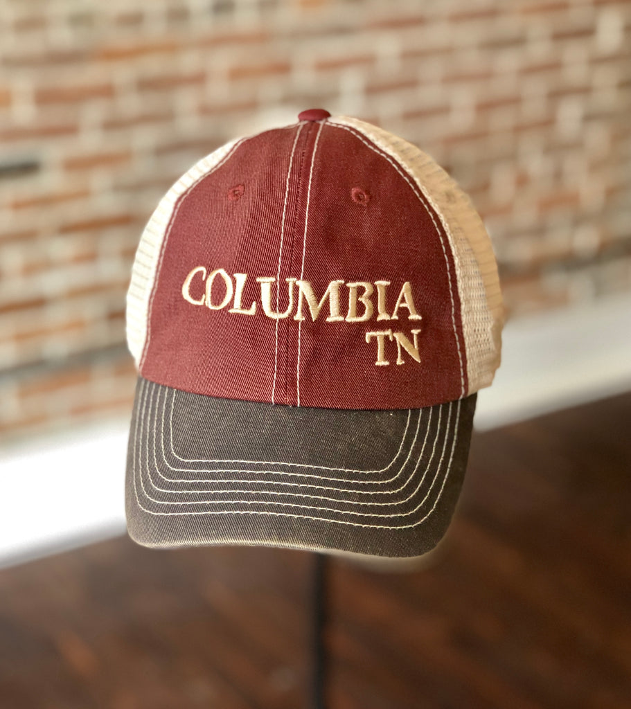 Columbia Stitched Hat
