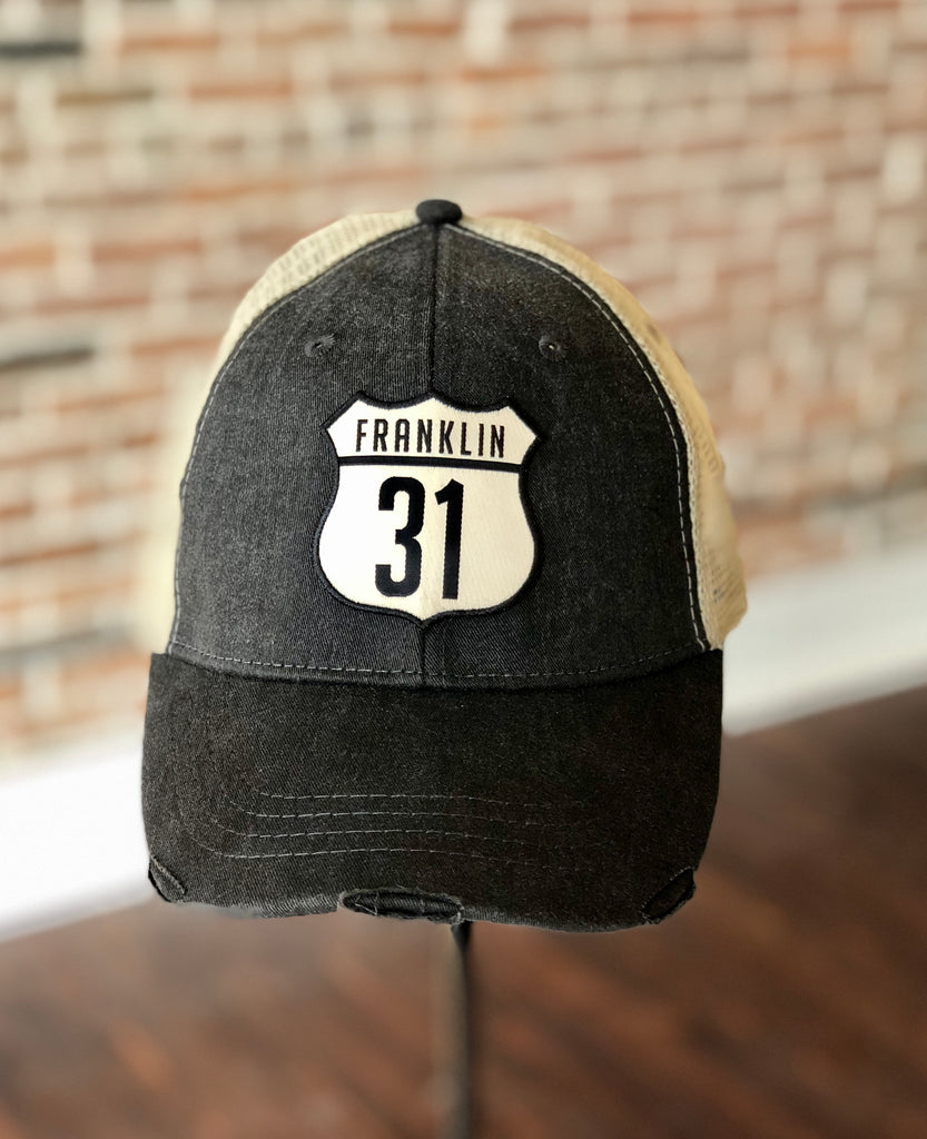 Franklin 31 Trucker Hat