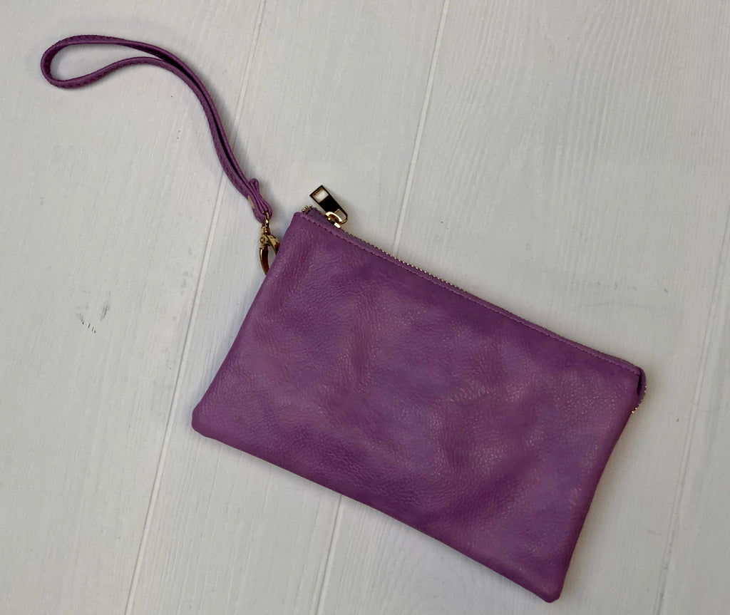 Crossbody Purse, Vegan Leather