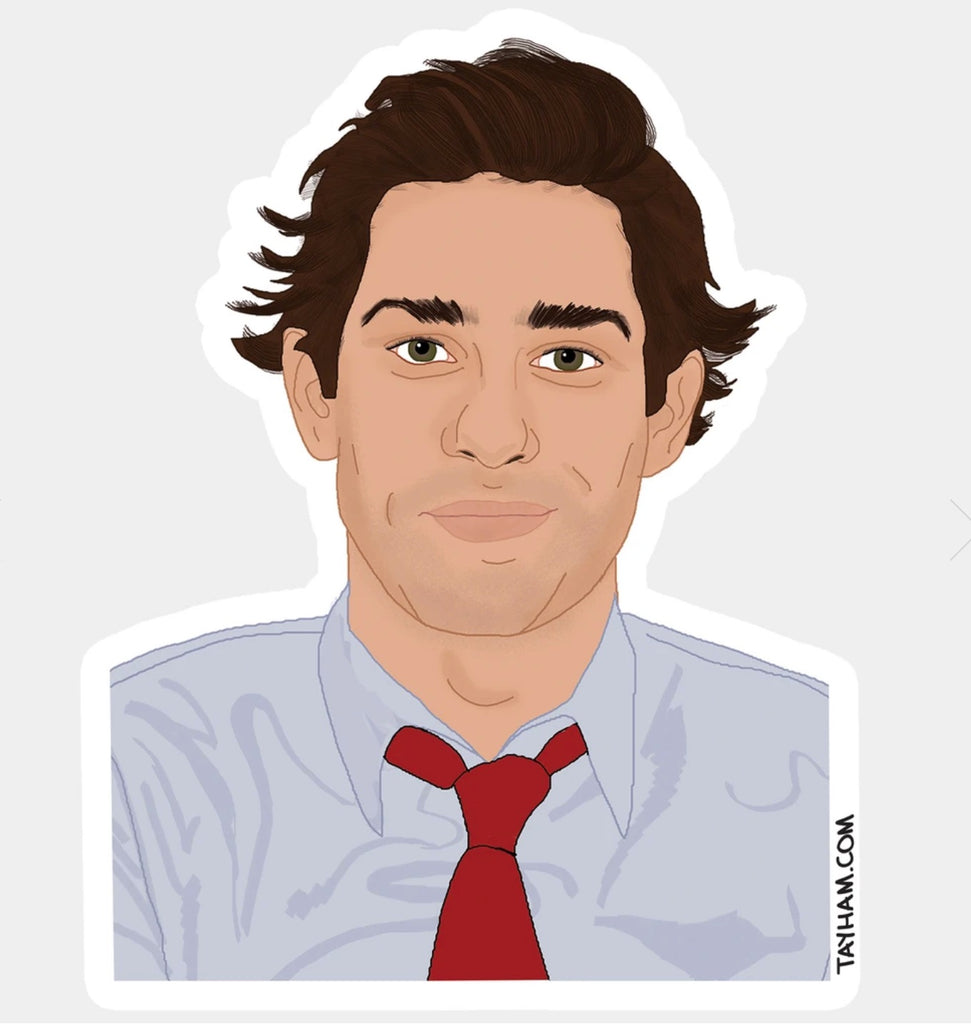 Jim Sticker