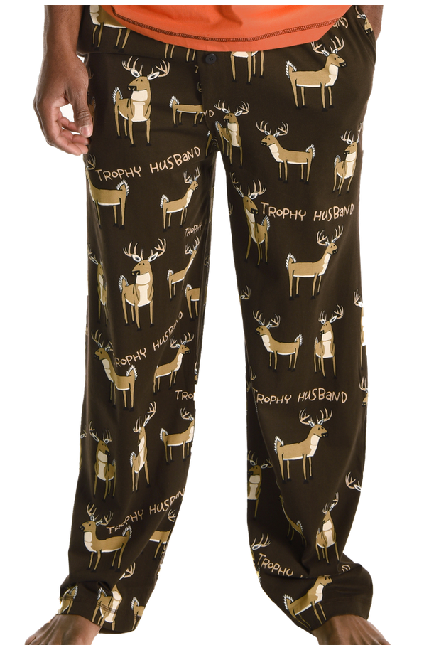 Trophy Husband PJ Pants