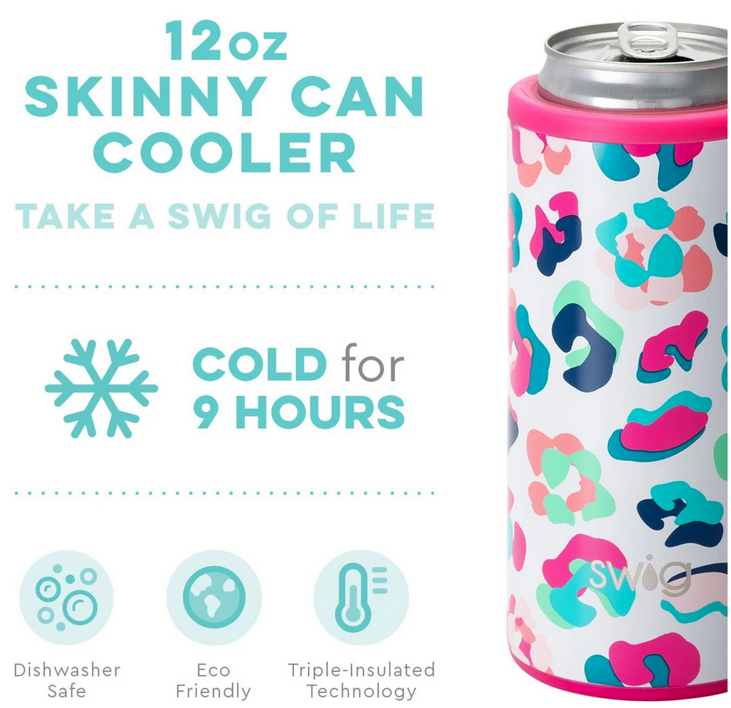 Swig Party Animal Skinny Cooler