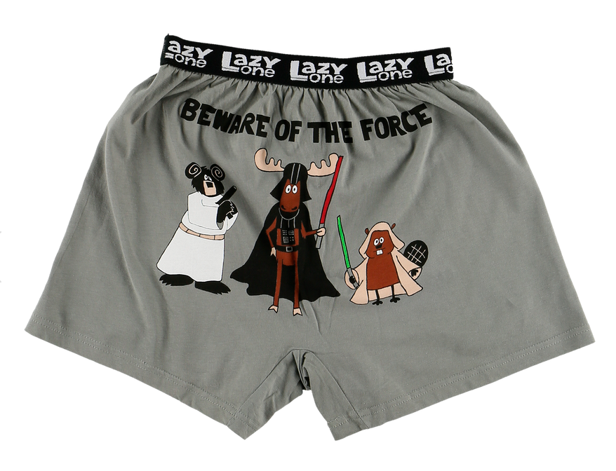 Beware the Force Boxers
