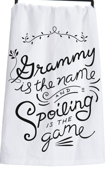 Grammy Tea Towel
