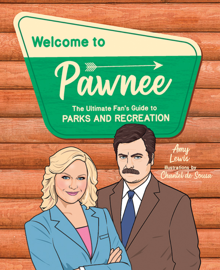 Welcome to Pawnee Book