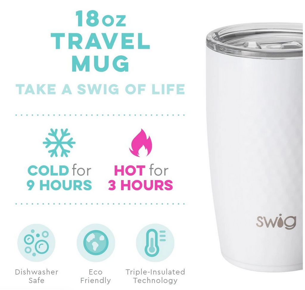 Swig Golf Par-Tee 18oz Mug