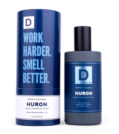 Duke Cannon-Proper Cologne - Huron