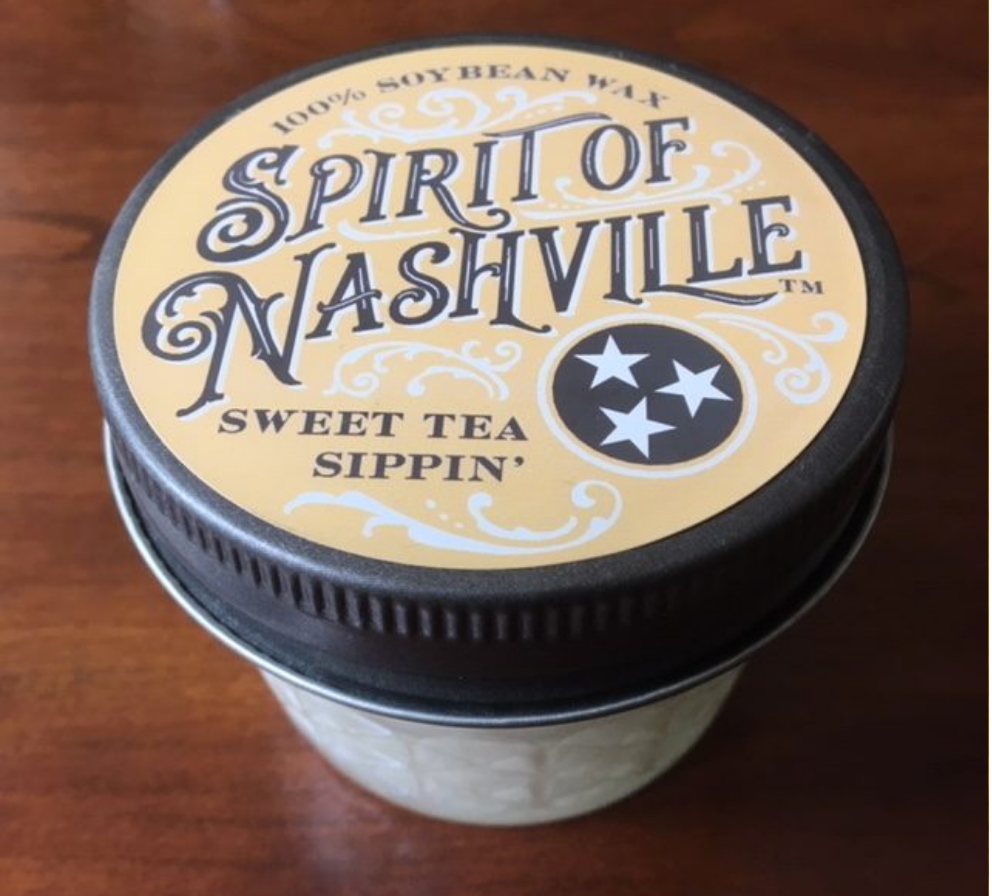 Spirit of Nashville Candles