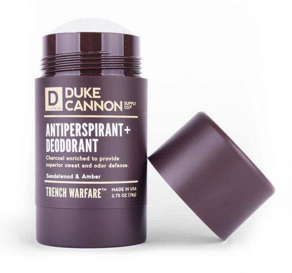 Duke Cannon Antiperspirant + Deodorant (Sandalwood & Amber)