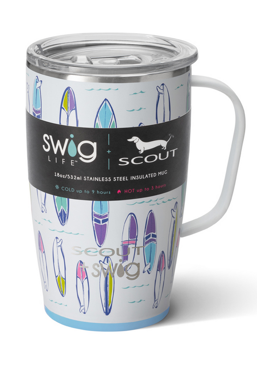 Swig 18oz Mug Pipedream by SCOUT