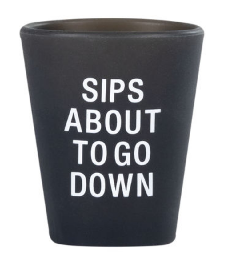 Sips Silicone Shot Glass