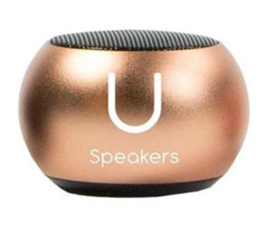 U Mini Speaker Gold