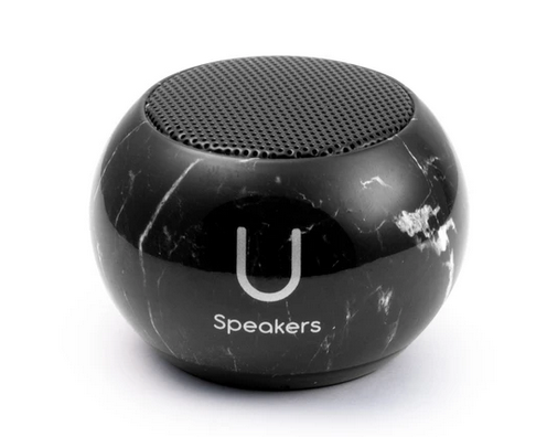 U Mini Speaker Black Marble