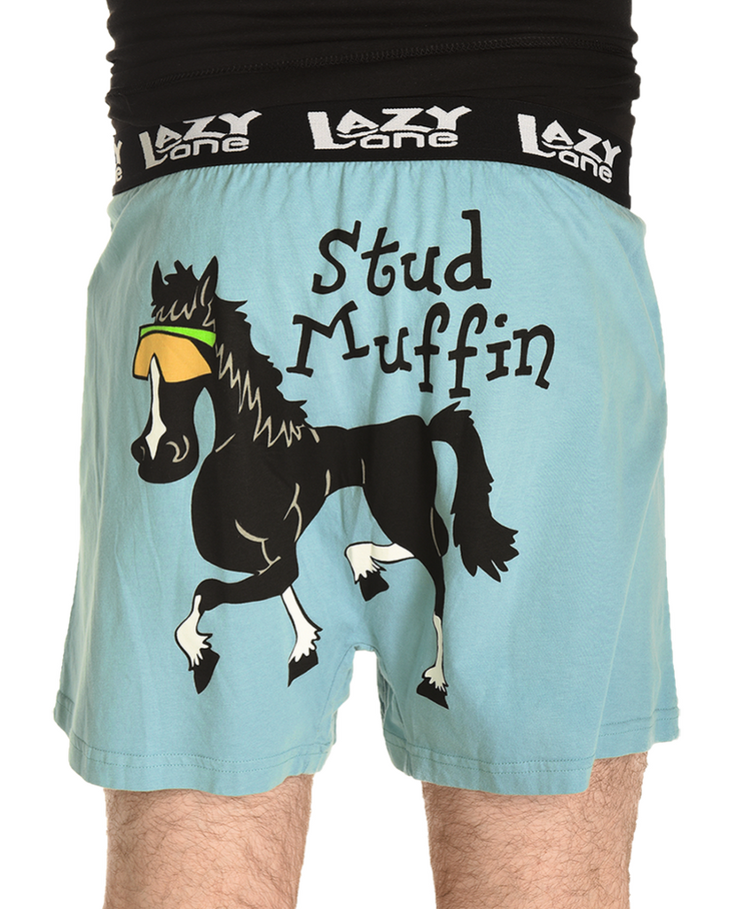 Stud Muffin Boxers