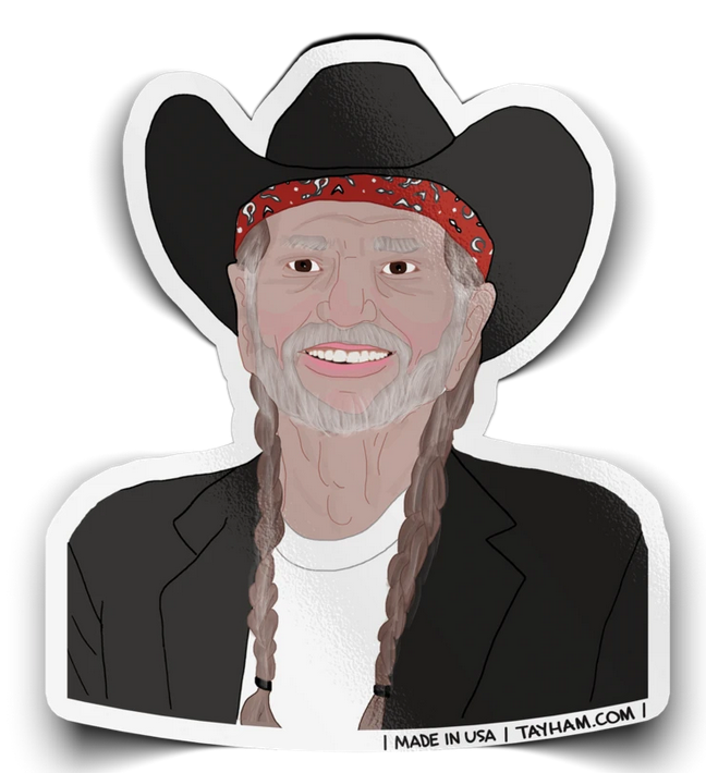 Tay Ham Stickers Willie
