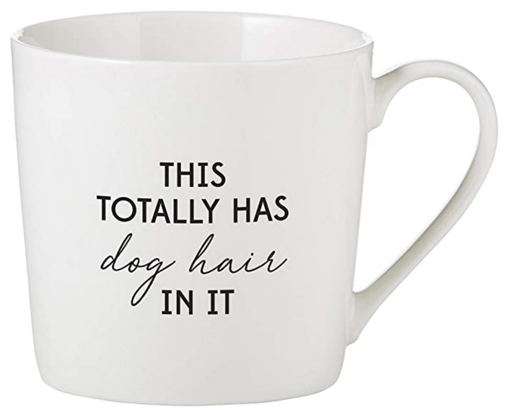 Cafe Mug- CB Dog Hair