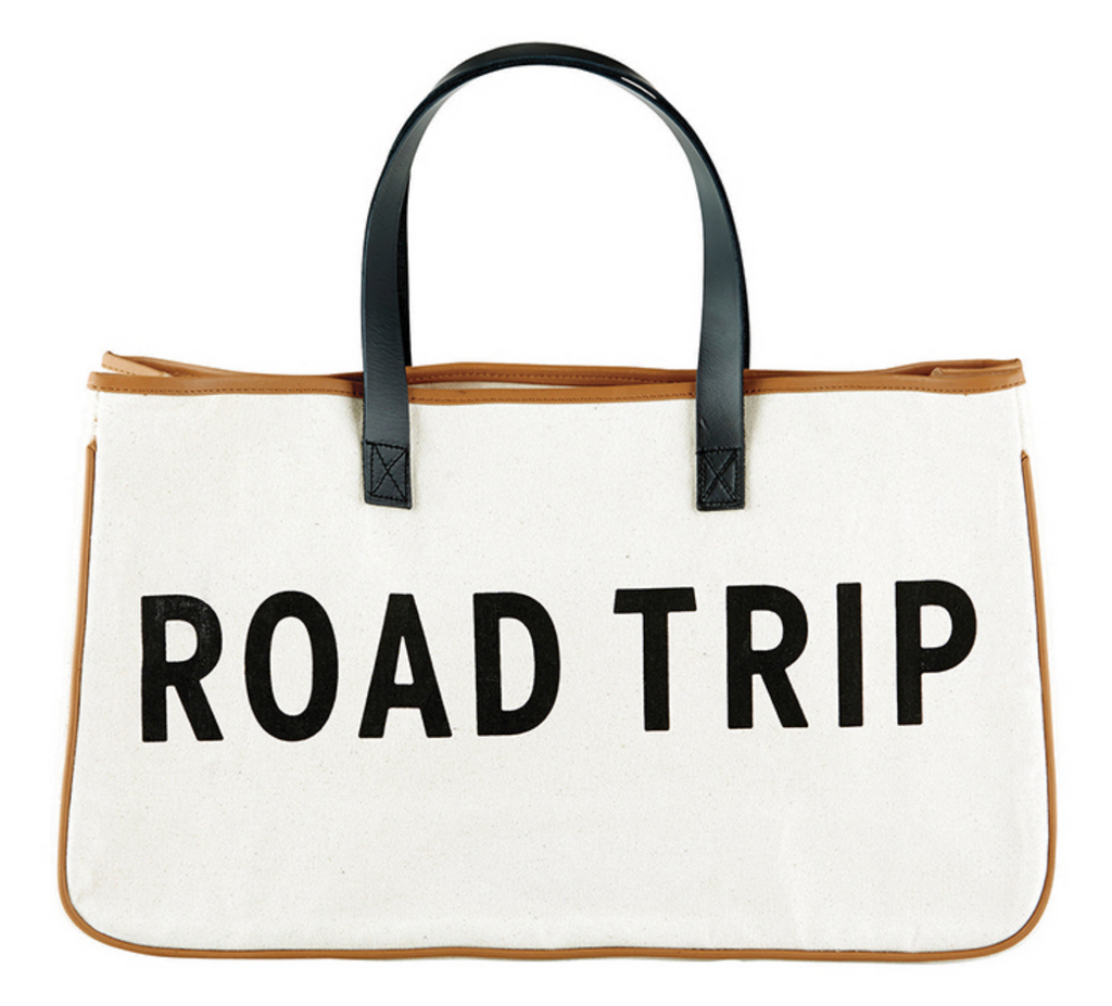 Canvas Tote - Road Trip CB