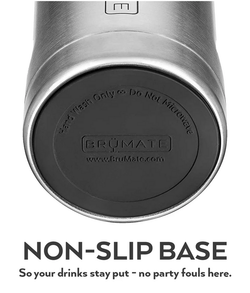 BruMate Hopsulator Slim Stainless Steel