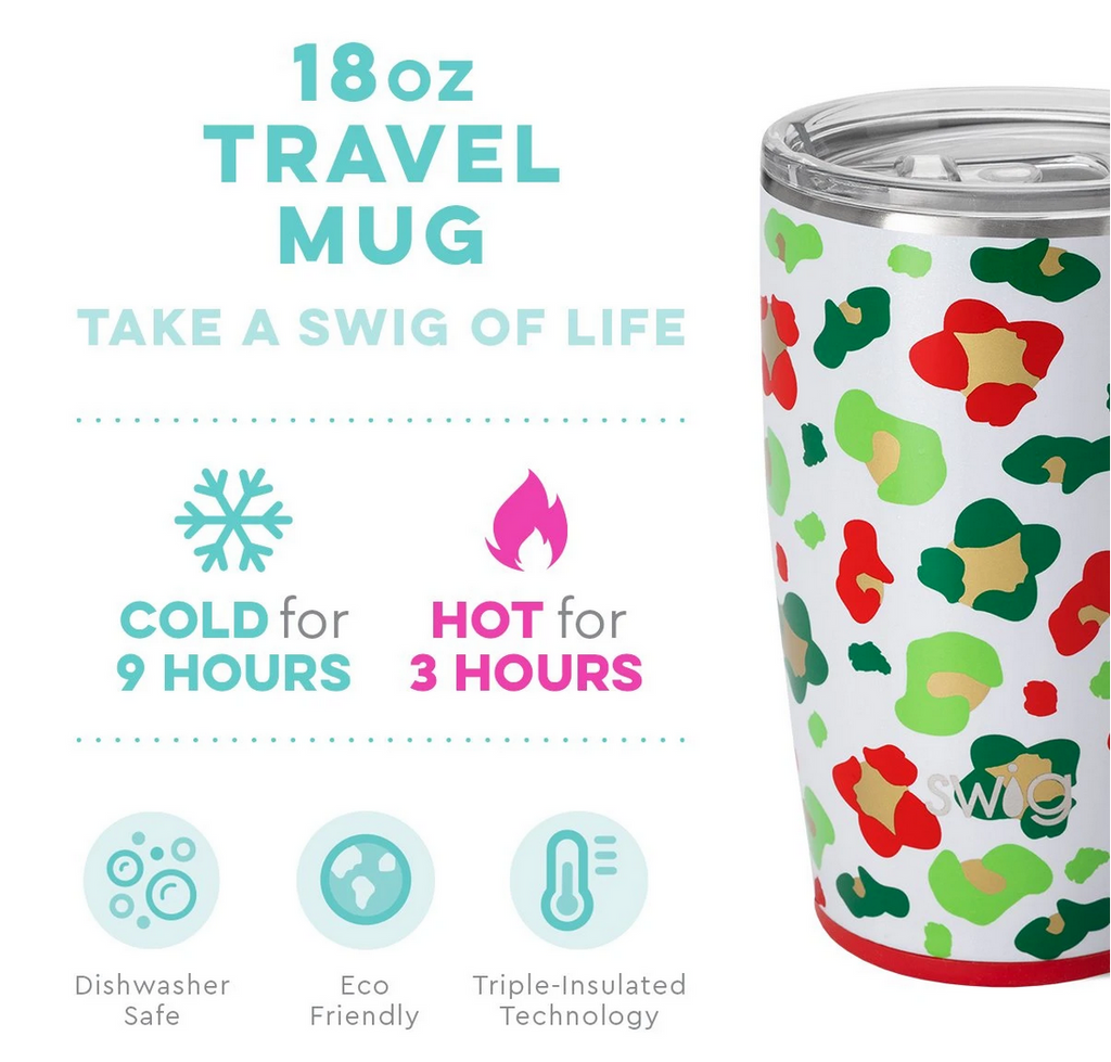 Swig 18oz Mug Jingle Jungle