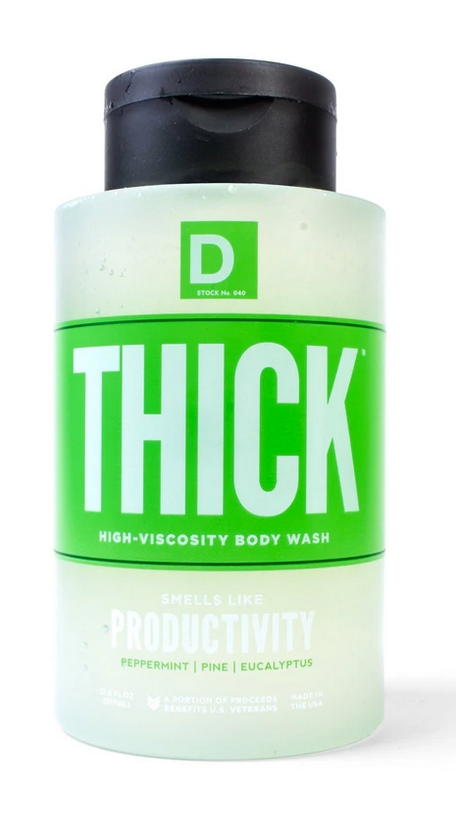 Duke Cannon-THICK High-Viscosity Body Wash