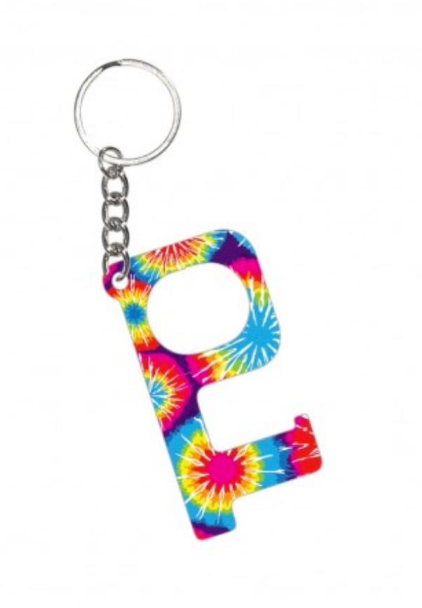 No Touch Door Key Ring