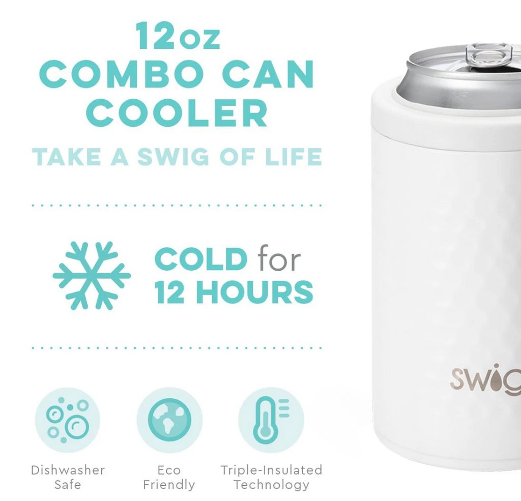Swig 12oz OG Can Cooler - Golf Partee