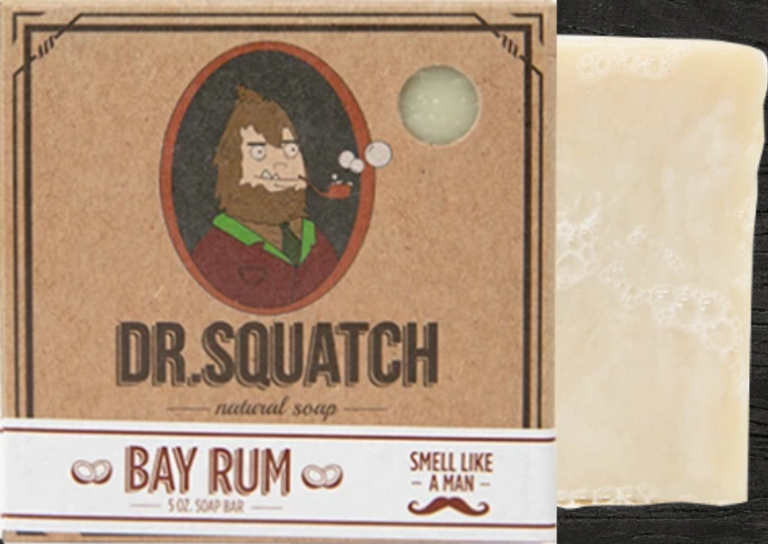 Bar Soap Bay Rum