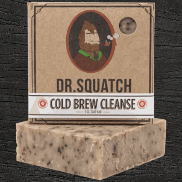 Bar Soap Cold Brew Cleanse