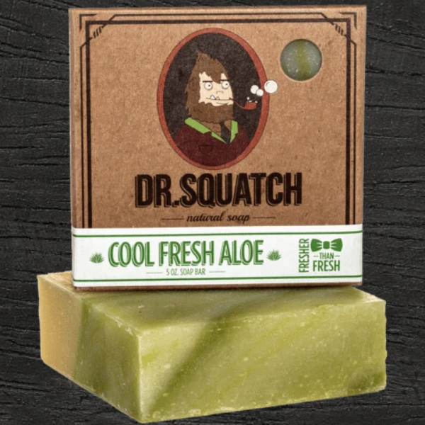 Bar Soap Cool Fresh Aloe