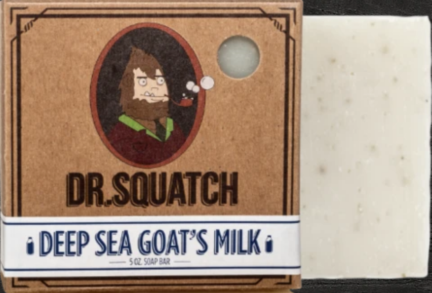 Bar Soap Deep Sea Goats Milk