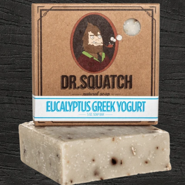 Bar Soap Eucalyptus Greek Yogurt