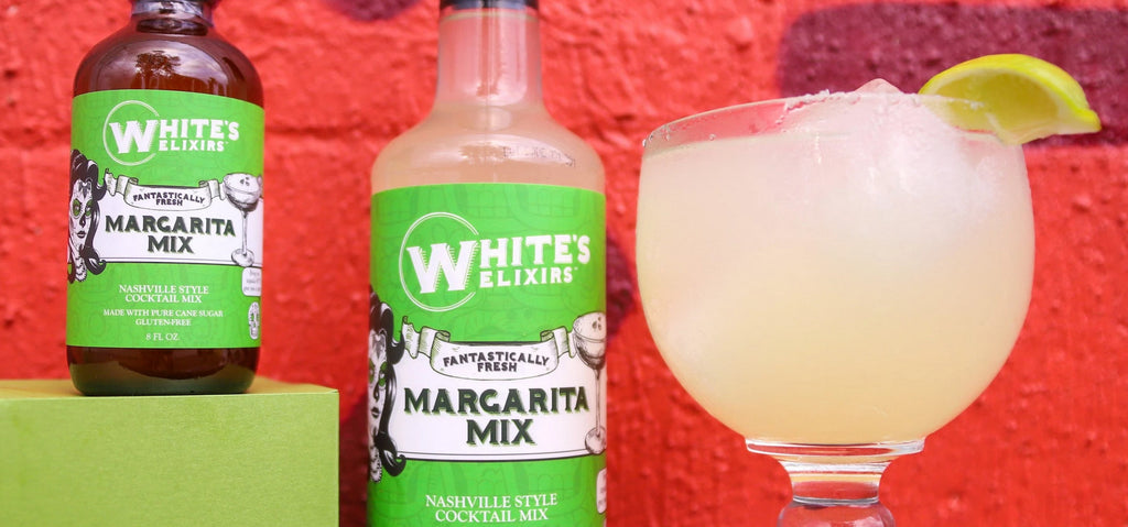 White's Elixirs Margarita Mix