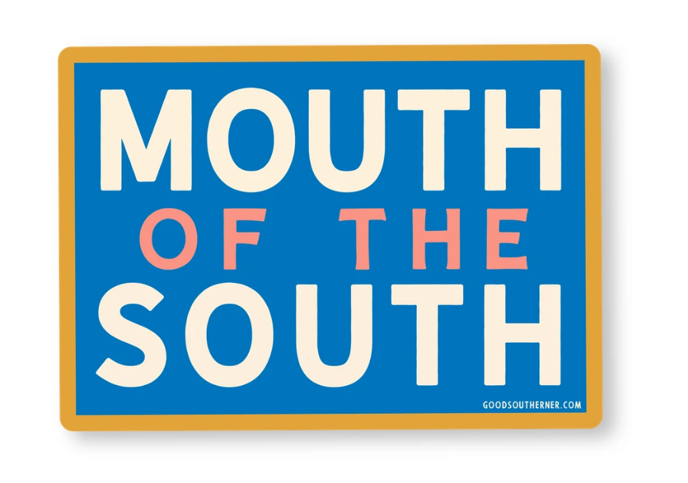 Good Southerner Sticker