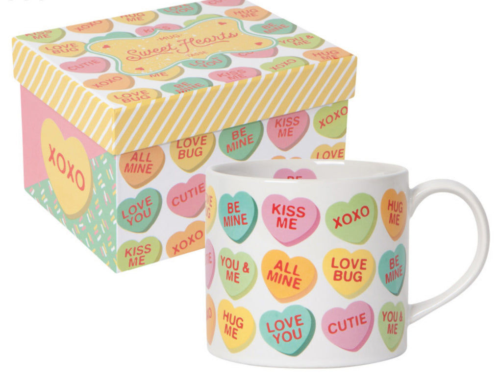 Mug in a Box Sweet Hearts