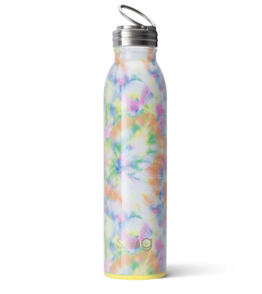 Swig 20oz Water Bottle -  You Glow Girl
