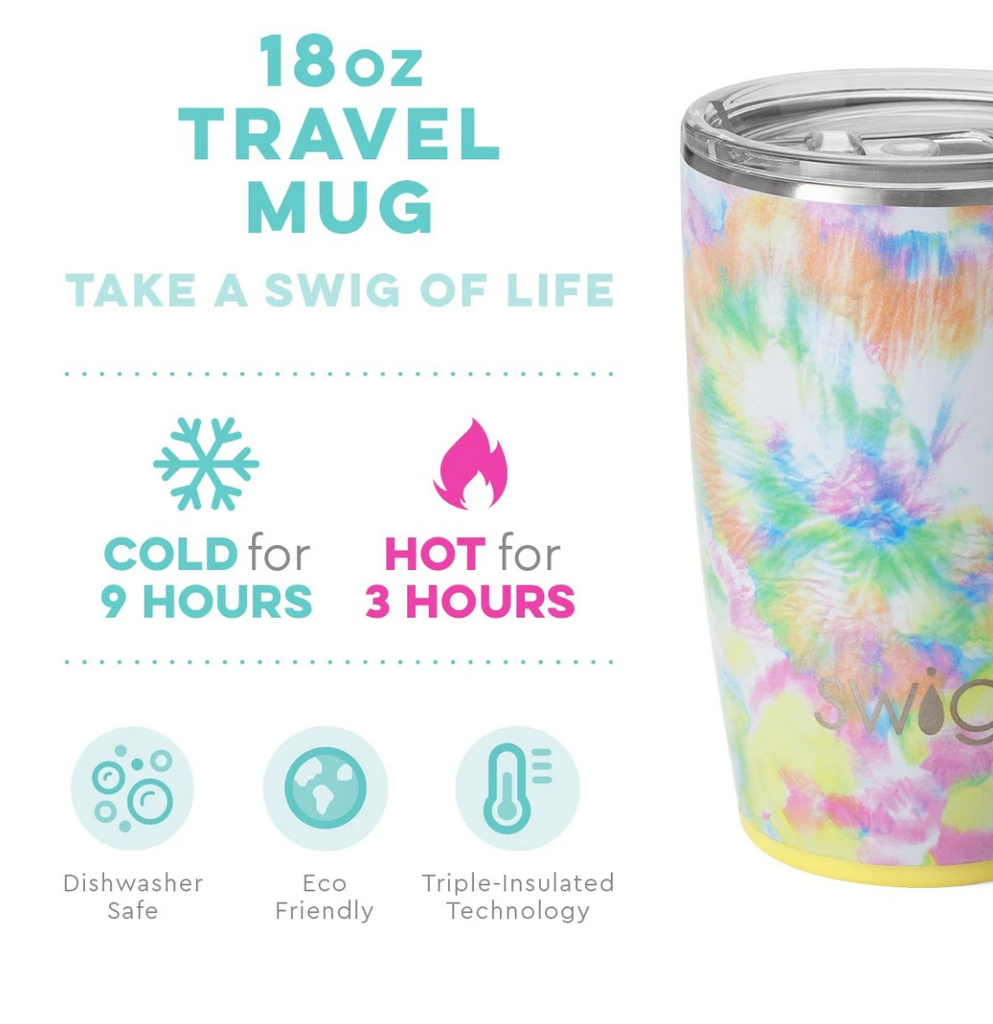Swig 18oz Mug - You Glow Girl