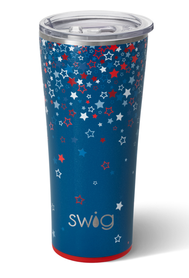 Swig 22oz Tumbler - Star Burst